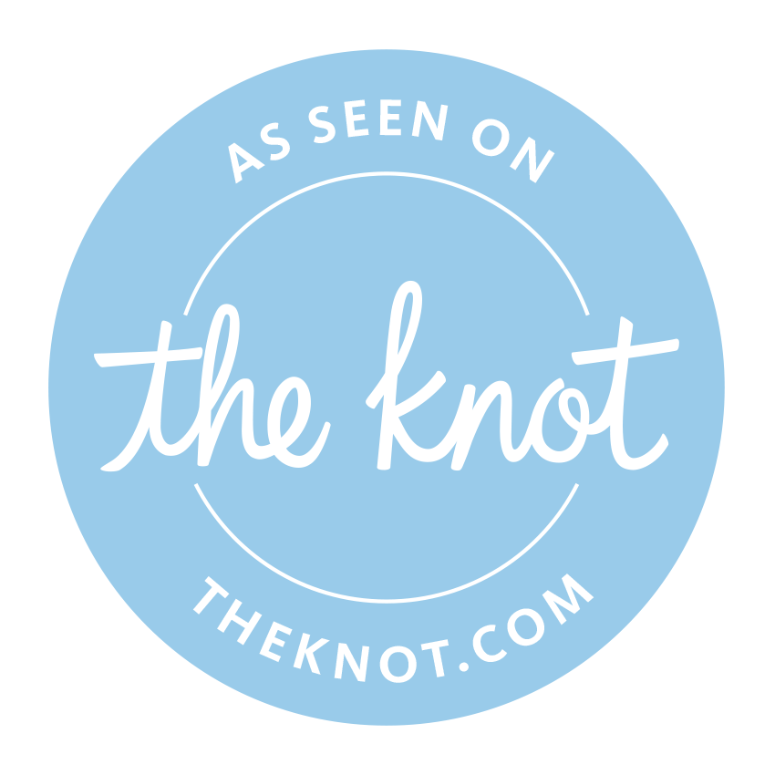 You Can Also Find Us On The Knot